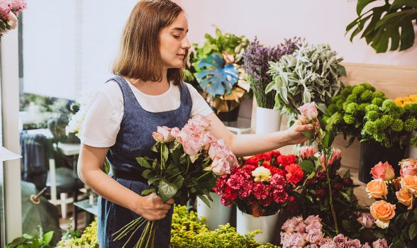Floriculturas na Tamarineira - Recife